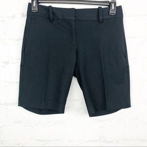 Ann Taylor navy blue shorts NWT